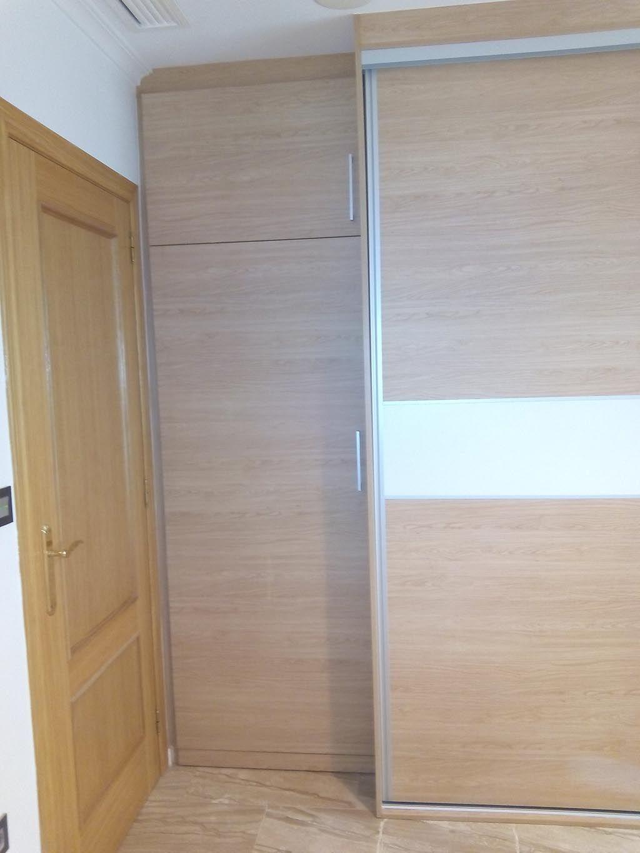 Cambiar puertas armario empotrado excellent vestidor a - Cambiar armario empotrado ...