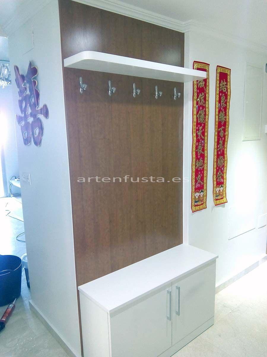 Armario zapatero a medida muebles a medida with armario for Zapatero para exterior