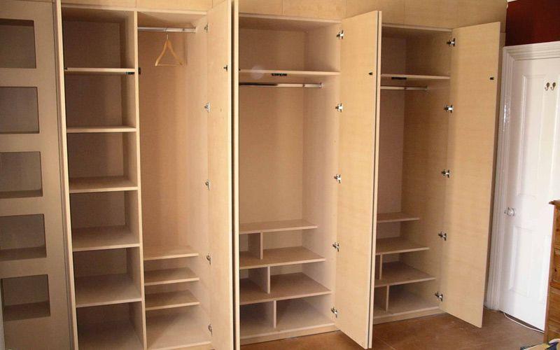 Armarios empotrados alicante carpinteria j jimenez tus - Diseno armarios empotrados ...