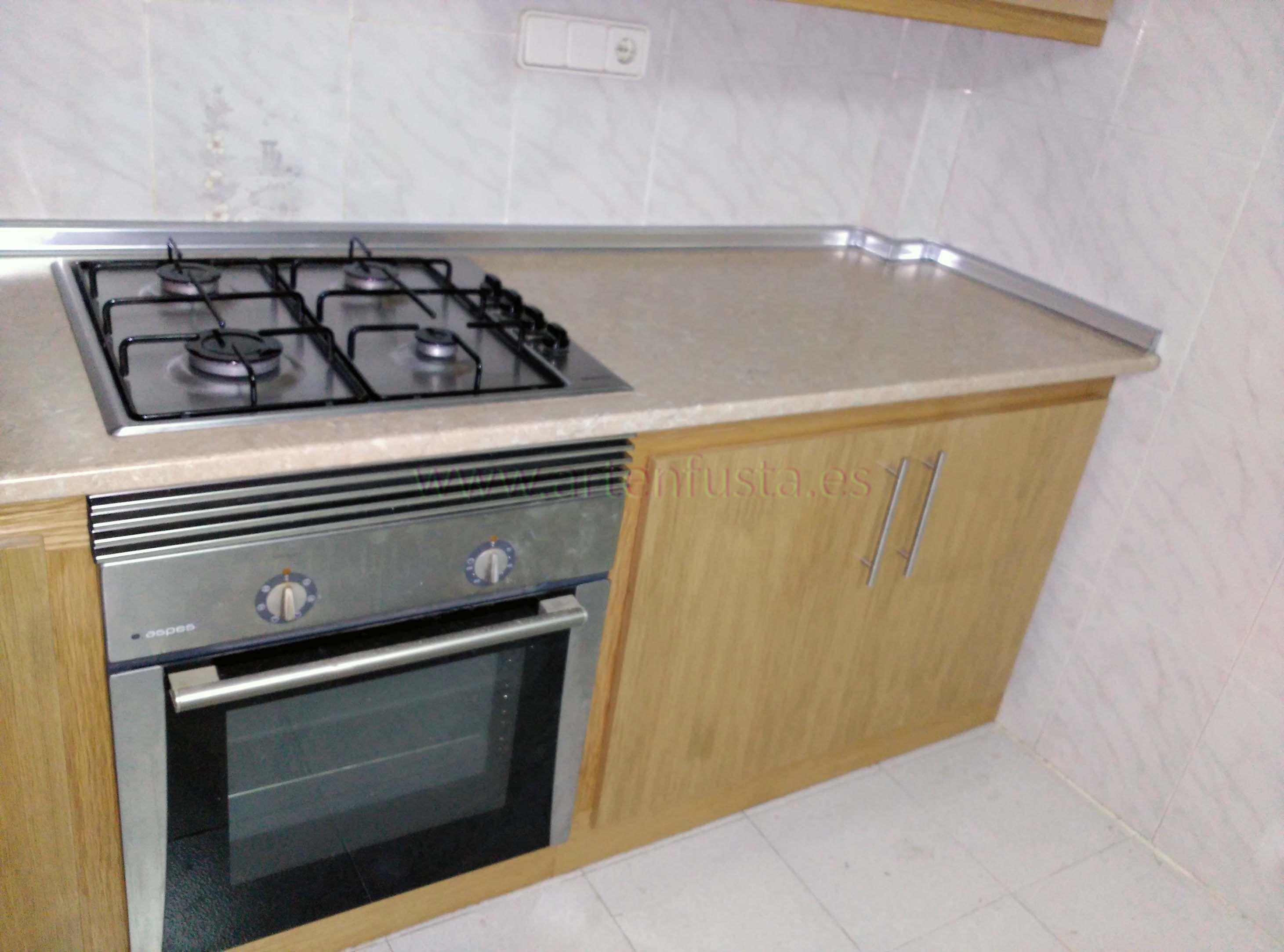 Muebles cocina alicante stunning ue muebles de cocina en for Muebles anticrisis el castor alicante