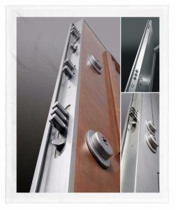 Puertas acorazas en elche de diferentes tipos.