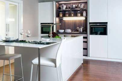Cocinas modernas y clasicas alemanas