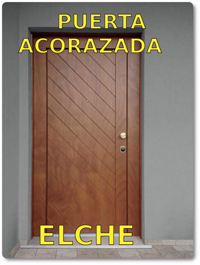 imagen Elche Puerta Acorazada