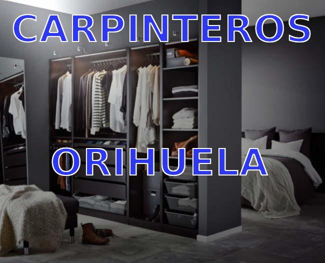 imagen Orihuela Carpinteros Muebles a Medida