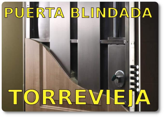 imagen Puertas Acorazadas Torrevieja