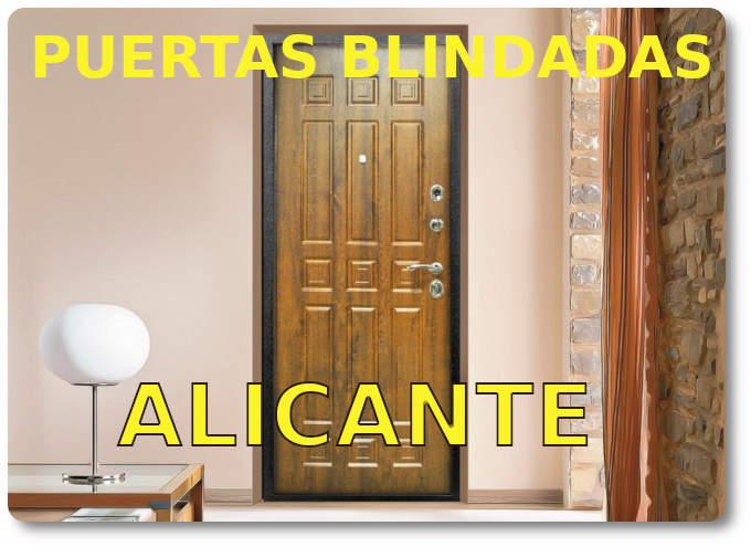 imagen Puertas Acorazadas y Blindadas en Alicante