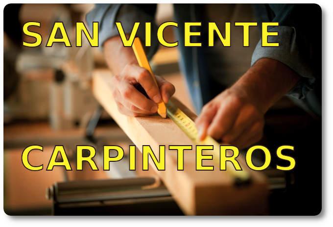 imagen San Vicente del Raspeig Carpinteros