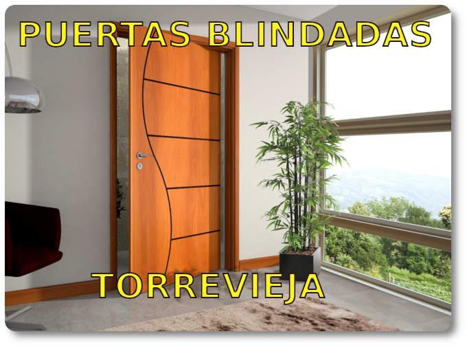 imagen Puertas Acorazadas y Blindadas en Torrevieja