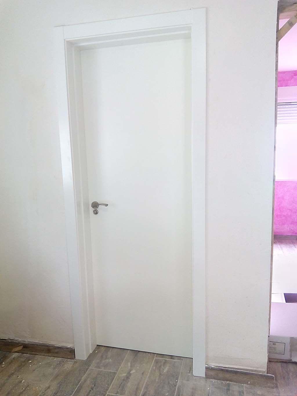 Trabajos archivos carpinter a j jimenez puertas for Puertas de paso blancas