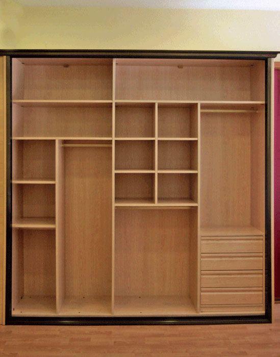 Armarios empotrados en esquina best armarios empotrados de esquina interiores de armarios en - Armarios empotrados en esquina ...