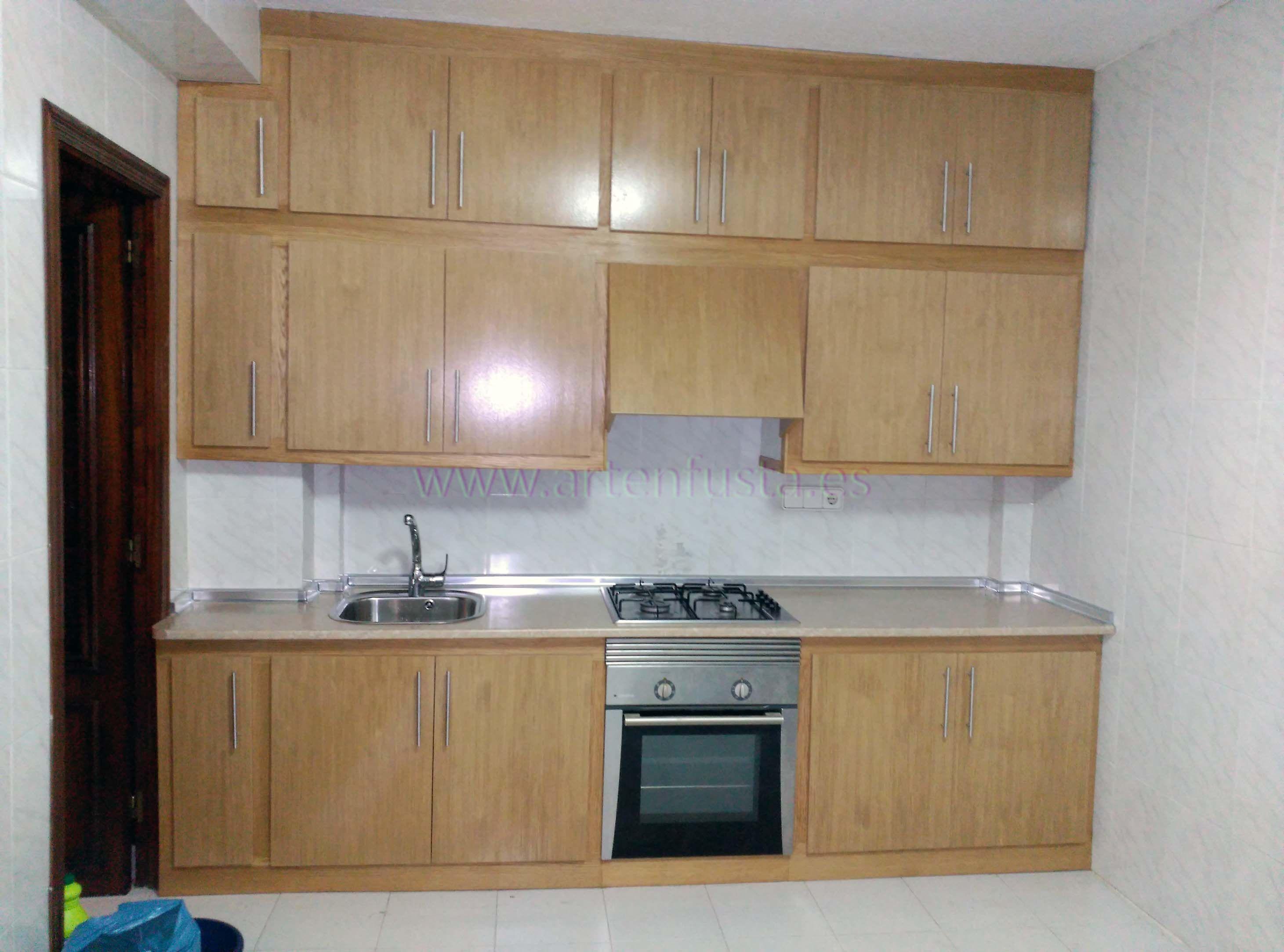 Muebles De Cocina Carpinteria J Jimenez Carpinter A A Tu Medida  # Muebles Muy Bonitos